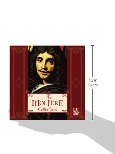 The Moliere Collection (Library Edition Audio CDs) by L.A. Theatre Works