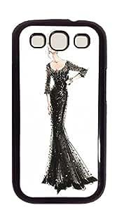 Original New Print DIY Phone case for samsung I9300 - Illustrator fashion show map
