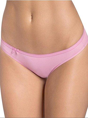 Sloggi Wow Comfort Mini, Hipster, Tai Briefs Pink USLarge Sloggi Mini Briefs