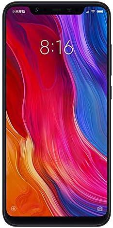 Xiaomi Mi 8 - Smartphone (6 GB RAM, 128 GB) Negro (EU Version) [Versión importada]: Xiaomi: Amazon.es: Electrónica