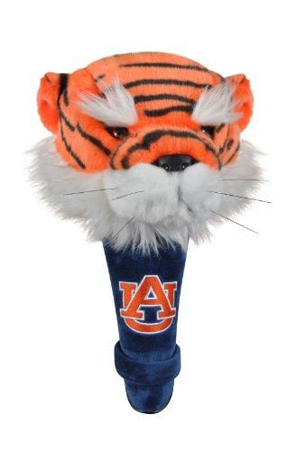 Auburn Tigers Shaft Gripper Mascot Headcover - Tigers Mascot Headcover