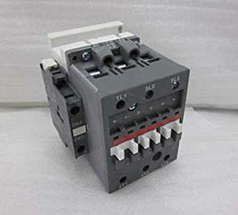ABB Contactor A50-30-11 24VAC Interior Negro cargador de ...