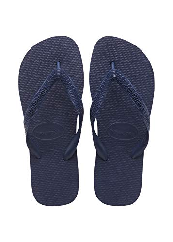 Havaianas Top Flip Flop Sandal, Navy Blue, 43/44 BR(11-12 M US Men's)