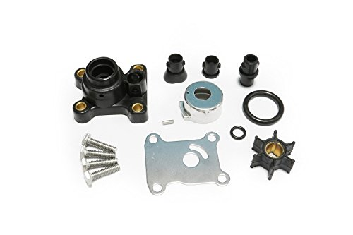 JingSer Outboard Water Pump Kit for Johnson Evinrude 1974-UP 9.9-15 hp. OEM 394711 18-3327 4-3327