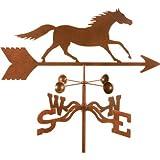Roof Mount Weathervane, Model 9341 - Running Horse