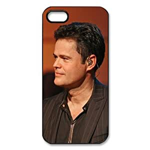 DONNY OSMOND Iphone 5/5S Case Plastic Back Case for Iphone 5/5S