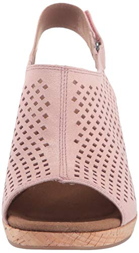 Rockport Women's Briah PERF Sling Wedge Sandal