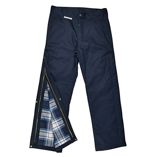Oil and Gas Safety Supply Men's Insulated Twill Pants (36x32, (Fr Twill Pants)
