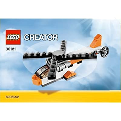 LEGO Creator 30181 Helicopter: Toys & Games