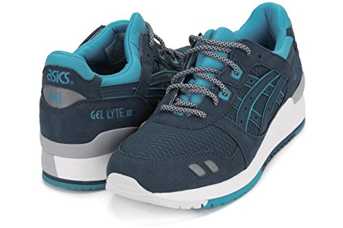 Asics Hombre Gel-lyte Iii Retro Sneaker Legion Azul / Legion Blue