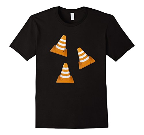 Traffic Cone Shirt - Traffic Cone (Orange Traffic Cone Halloween Costume)