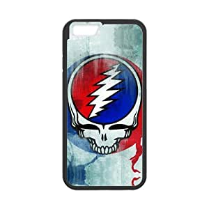 ROBIN YAM Grateful Dead Hard TPU Rubber Coated Phone Case Cover for iPhone 6 4.7 by runtopwell