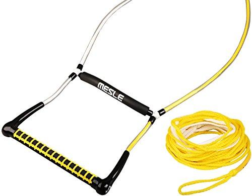 MESLE Wasserskileine Easy Up 75'2-Loop, mit Starthilfe-Dreieck zum Monofahren