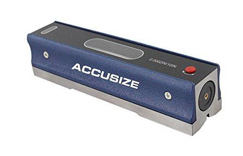 8'' Master Precision Level in Fitted Box, Accuracy: 0.0002''/10'', S908-C685 by Accusize Industrial Tools (Image #3)