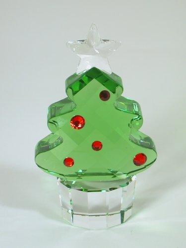 Swarovski Crystal Figurine CHRISTMAS TREE MEDIUM FELIX THE TREE #5103225