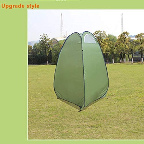 Tienda Yhz@ Coco Portable Pop-up Privacy Shield Invisible con Windows y Bolsas de Almacenamiento Ducha de Camping Aseo de Pesca Beach Park, Bolsa de Transporte