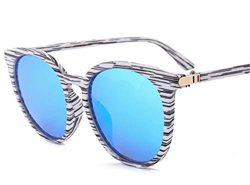 UV Vintage Violet Toddler Ronde Clear XIYANG Unisexe Eyewear Lunettes de sécurité Soleil Frame Forme Protection Retro Rapper Blue polarisées Lunettes de Big CUx8Aq