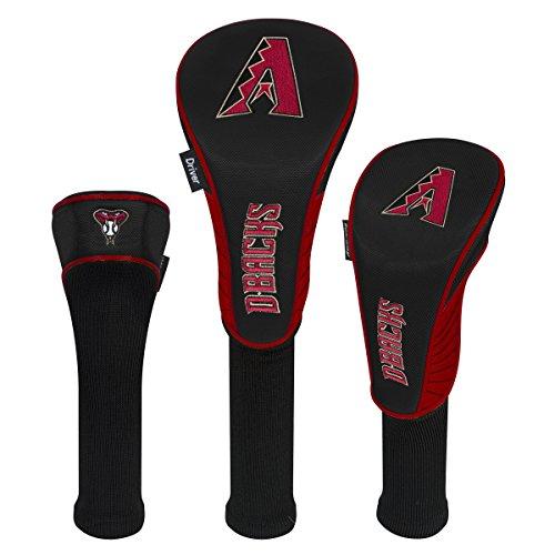 - Team Effort MLB Arizona Diamondbacks Set of Three Headcoversset of Three Headcovers, NA
