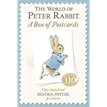 The World of Peter Rabbit: A Box of Postcards (Potter)