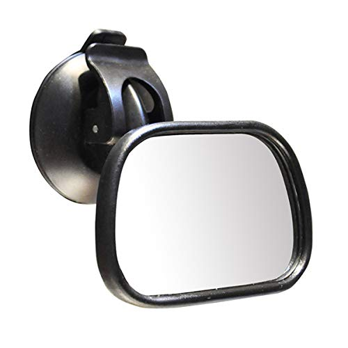 Car Rearview Mirror Car Safety Mirrors Car Accessories Black Observation Mirror for Parents and Children