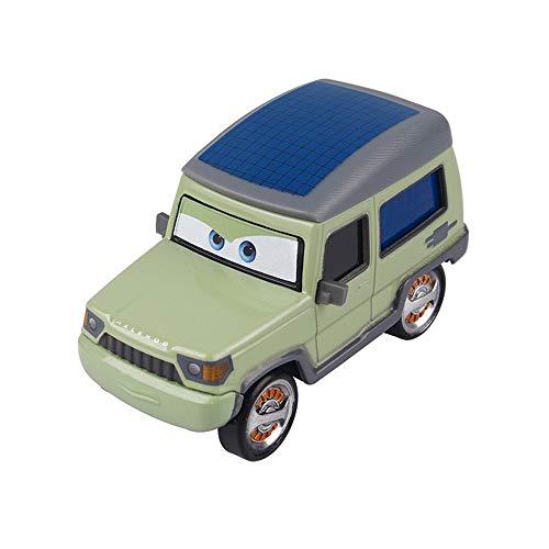 Hannaier Cars, Lightning McQueen car Toy 1:55 die-Casting car Metal Alloy boy Kid Toy (Axelrod)