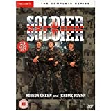 SOLDIER SOLDIER - THE COMPLETE SERIES [NON-USA Format / Import / Region 2 / PAL] by NON-U.S.A. FORMAT: PAL + Region 2 + U.K. Import