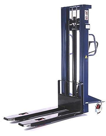 Apiladora capacidad de carga 1,0 t / 1000 kg elevación 3 m / 3000
