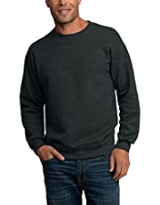 Fruit of the Loom Mens Eversoft Fleece Sweatshirts & Hoodies