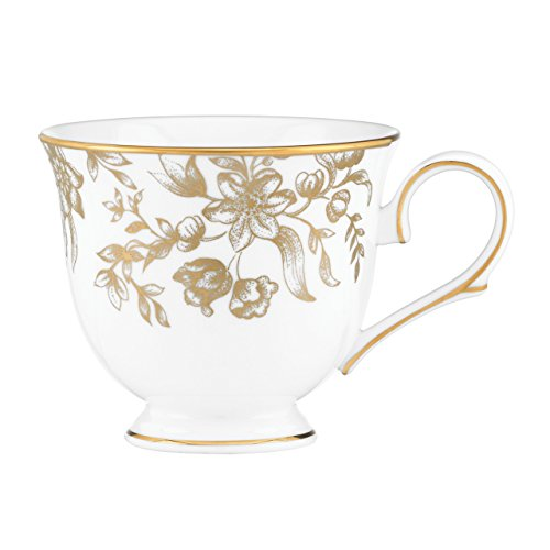 Lenox Marchesa Gilded Forest Tea Cup, White -  29377