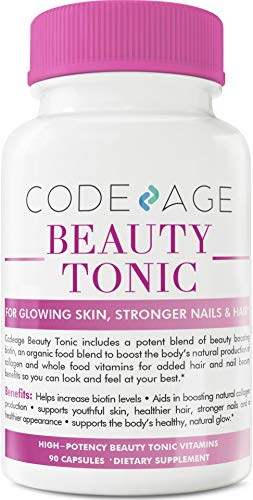 Beauty Boost Capsules Plant Based Supplement product image