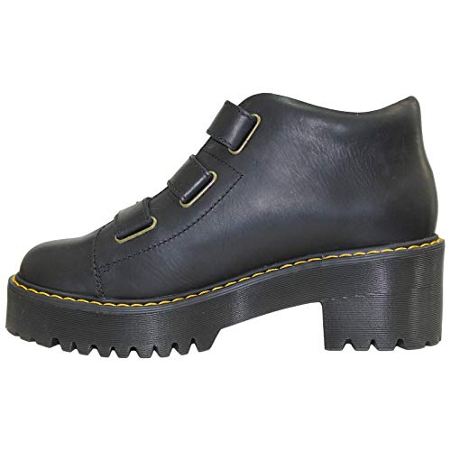 Dr Coppola black Martens Wyoming 001 Noir Femme Bottines rrCgPTqw