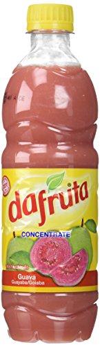 Dafruta   Guava Concentrate   Goiaba   Guyaba   16 9 Fl Oz 500Ml