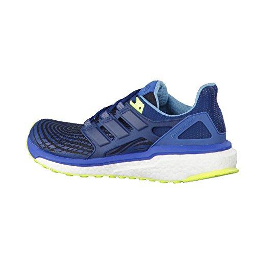 adidas Energy Boost M, Zapatillas de Running para Hombre Azul (Azunoc / Azunoc / Amasol)