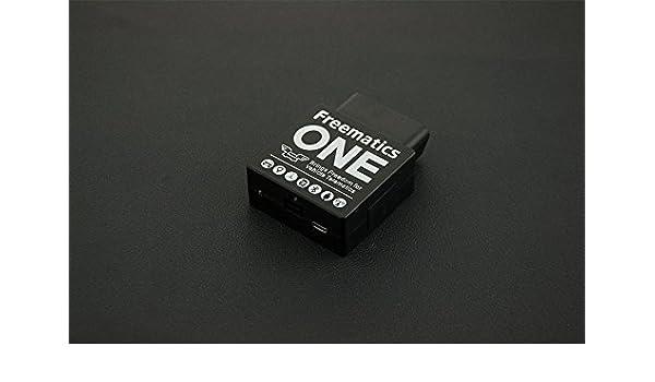 Angelelec DIY Open Sources, Freematics Vehicle Data Logger