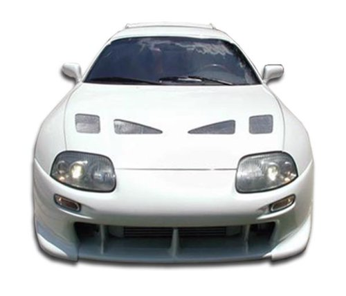 Duraflex ED-JRW-198 TD3000 Hood - 1 Piece Body Kit - Compatible For Toyota Supra 1993-1998