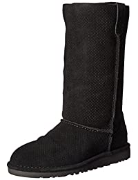 UGG Women's Classic Unlined Tall Perforated Winter Boot