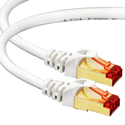 CAT7 Ethernet Cable 25 Connector