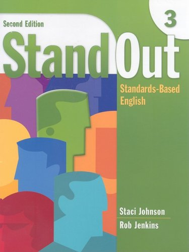 Stand Out 3: Standards-Based English, 2nd - Based Stand
