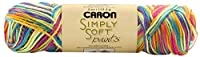 Caron Simply Soft Baby Yarn, 4 Ounce, Funny Boy