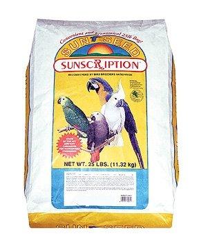 Sun Seed Vita Prima Large Hookbill Bird Food 25lb, My Pet Supplies