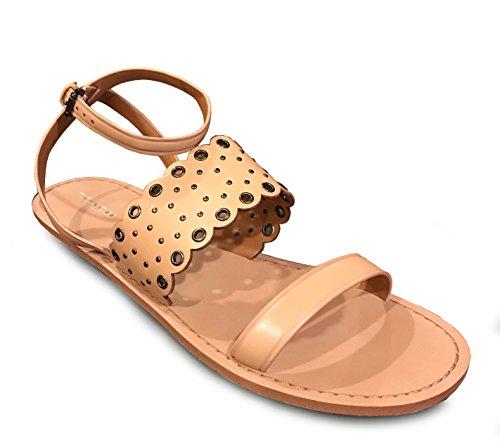 COACH Clarabel Studded Flat Sandal (11)