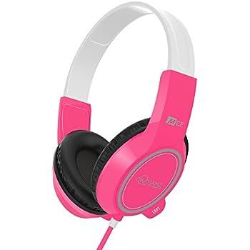 Amazon.com: Kidz Gear Wired Headphones For Kids - Purple