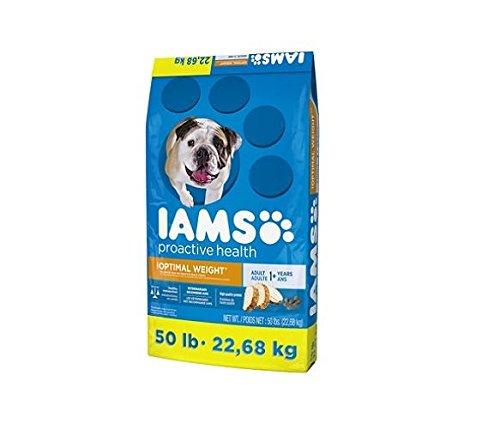 Iams ProActive Health Dog Food, Adult Weight Control (50 lbs.) (Iams Dog Food Weight Control compare prices)