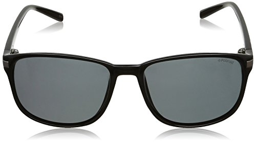 Polaroid Sonnenbrille 2020/S Y2_D28 (55 mm) NERO LUCIDO, 55