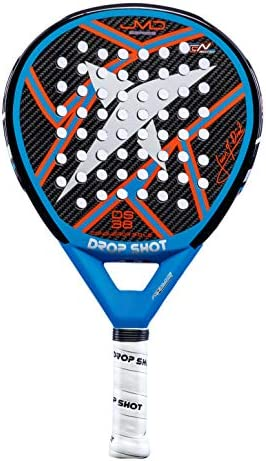DROP SHOT Azul Pala Conqueror 3.0, Adultos Unisex, 3: Amazon.es ...