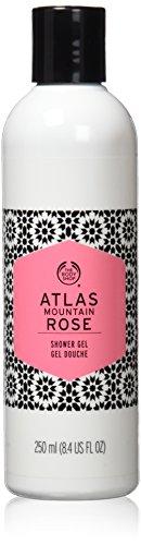 - The Body Shop Atlas Mountain Rose Shower Gel, 8.4 Fl Oz
