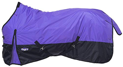 Tough-1 420 Denier Turnout Blanket 69In Purple