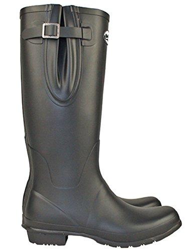 Boots Neoprene nero Nero Rockfish Original Wellies Tall Wellington wOdECwq