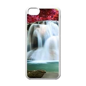 DIY Case for Iphone 5C with Waterfall shsu_7627554 at SHSHU