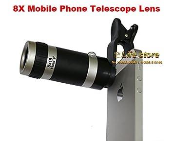 Generic zoom optical mobile phone telescope lens amazon